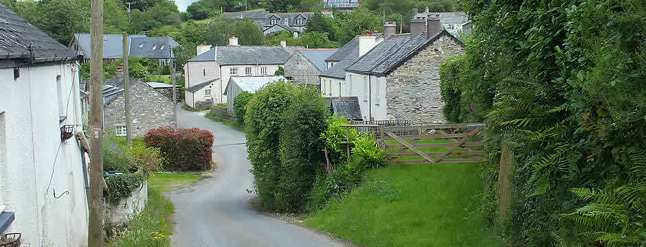 The hamlet of Townlake
